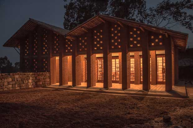The Library Of Muyinga Bc Architects