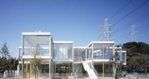 Hongodai Christ Church school nursery  – Takeshi Hosaka architects