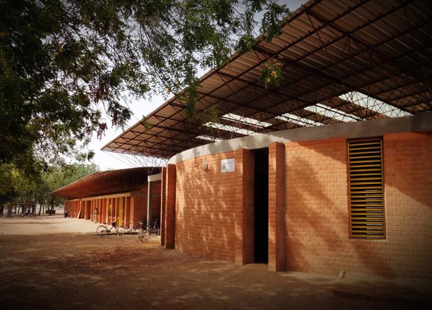 Gando School Library Kara Architecture En Presstletter Com