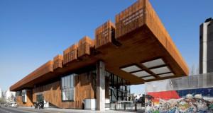 Centro Cultural Gabriela Ministral (GAM) – Cristian Fernandez Arquitectos CFA