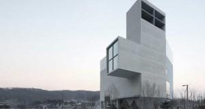 RW Concrete Church – NAMELESS Architecture