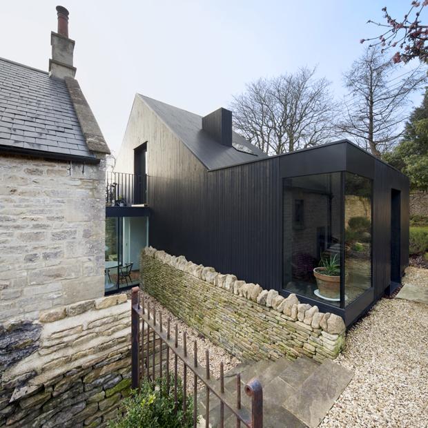 Shadow House Jonathan Tuckey Design En Presstletter Com