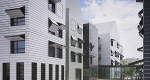 160-unit home for dependent elderly people in Villejuif – Elizabeth Naud et Luc Poux Architects