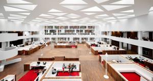Education Center Erasmus MC – KAAN Architecten