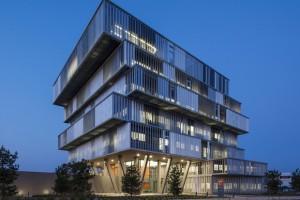 01_Platform Architectures_Siege social Aquitanis_Bordeaux_∏L. Boegly