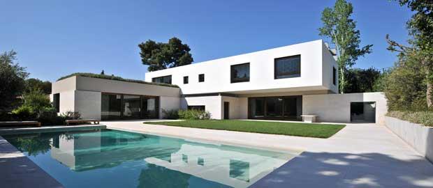 blp architects   Psychico House – 2011