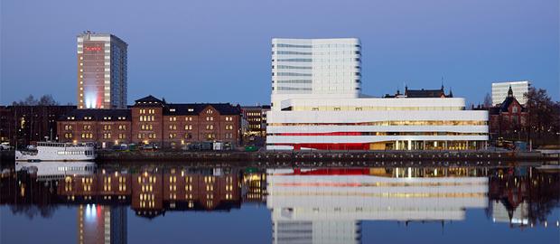 White Arkitekter with Snøhetta – Väven, 2014
