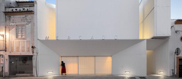 ARX Portugal – Abrantes Municipal Market – 2015