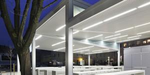 Arhitektura KruA?ec – New Market in Celje, 2010