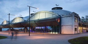 KOKO Architects – Seaplane Harbour, 2012