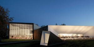 JKMM Architects – SeinAi??joki Library, 2012