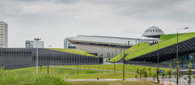 Jems Architekci – International Congress Centre Katowice – 2015