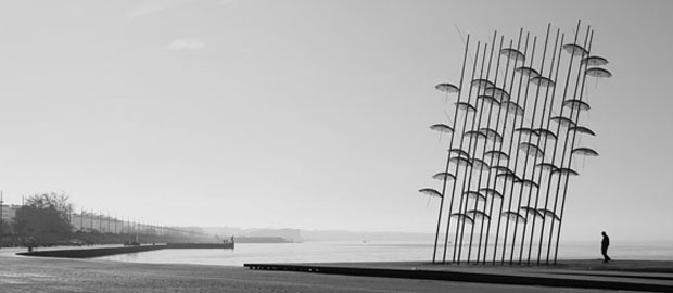 Nikiforidis/Cuomo – Redevelopment of the New Waterfront of Thessaloniki – 2014