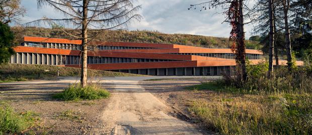 Radionica arhitekture + Vanja Ilić -Vucedol Culture Muse –  2011