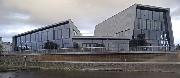 McCullough Mulvin Architects – The Source Arts Centre and Library Thurles – 2006
