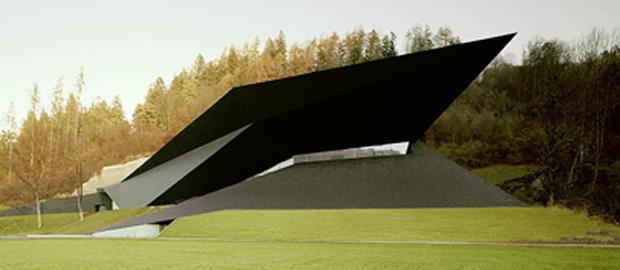 Delugan Meissl Associated Architects – Festival Hall Erl – 2012