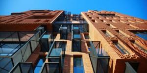 Aedes studio   Apartment building Ivan Vazov, ai???Red appleai???, 2013