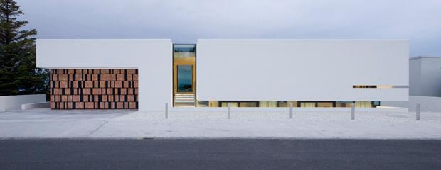 PK Arkitektar – B25 house, GarAi??abAi??r, Iceland 2010