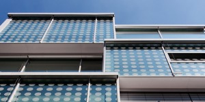 3h architecture – Geometria Office Building, Budapest 2013