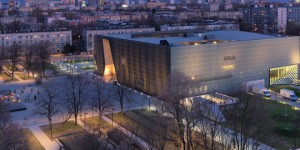 LAHDELMA & MAHLAMAi??KI ARCHITECTS – Museum of the History of Polish Jews, 2013