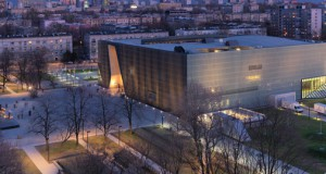 LAHDELMA & MAHLAMÄKI ARCHITECTS – Museum of the History of Polish Jews, 2013