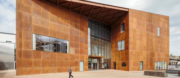 Heikkinen-Komonen Architects – Kangasala Arts Centre, 2015