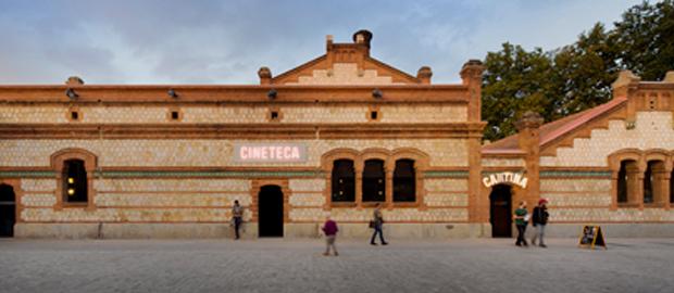 churtichaga+quadra salcedo architects – Cinema Center in Matadero de Legazpi, Madrid, 2011