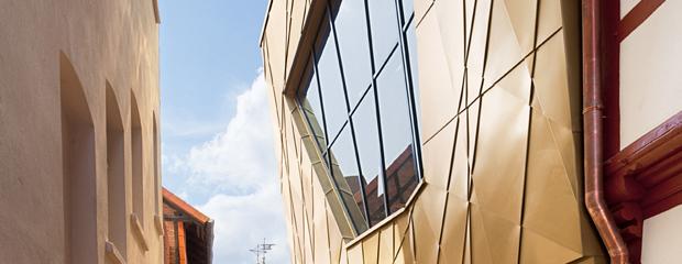 Gn dinger Architekten – Westerturmensemble, Duderstadt, 2011