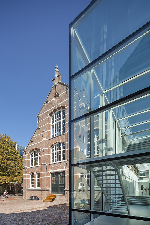 Cepezed Architects – Cepezed Office in Delft, 2014