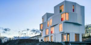 Normal Arhitektura   Parents House – 2016