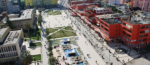 DEAstudio-Revitalization of Lushnja City Center-2016
