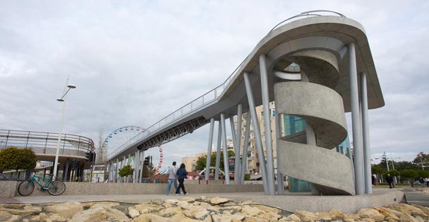 Margarita Danou – CYTA The footbridge – 2014