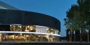 4PLIUS architects – Kėdainiai arena, 2014