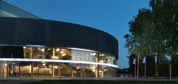4PLIUS architects – K dainiai arena, 2014