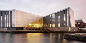 Hoskins Architects – Mareel Cinema and Music Venue, 2012