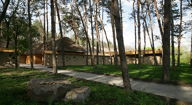Ryntovt Design – Eco-hotel Friend House, 2009