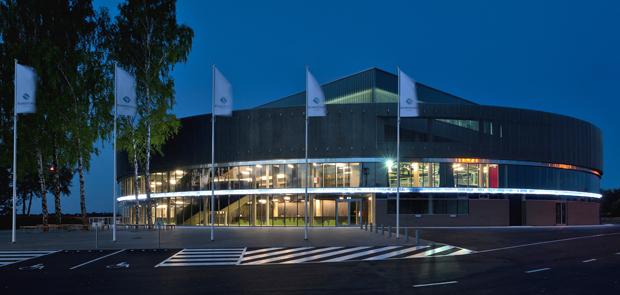 38 Kėdainių arena _ fasadai#8573