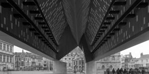 Robbrecht en Daem + MJos  Van Hee – Market Hall & Central Squares, 2012
