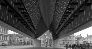 Robbrecht en Daem + MJosé Van Hee – Market Hall & Central Squares, 2012