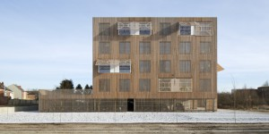 StAi??phane Beel Architects – FNG Head Office, 2015