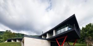 TECON Architects – Hotel Atra Doftana, 2011