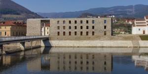 Branislav Mitrovic – Administrative Building of the ai???Hydroelectric Plants on the Drinaai???