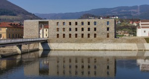 "Branislav Mitrovic – Administrative Building of the ""Hydroelectric Plants on the Drina"""