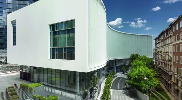 Piuarch – Porta Nuova Building, 2013