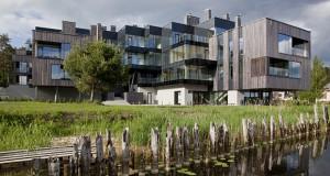 AB3D – Residential complex Ciekurkrasti, 2014