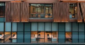 TabanlAi??oAYlu Architects – SELCUK ECZA HEADQUARTERS, Istanbul 2013